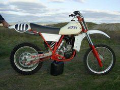 1982 KTM 125MC