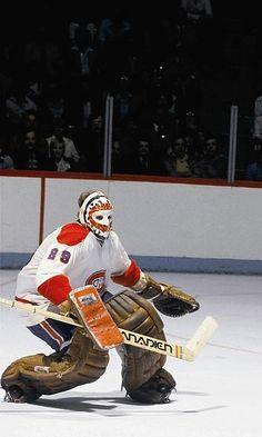 Montreal Canadiens, Ken Dryden, Goalie Mask, Ice Hockey, Nhl, Legends, Hockey Puck, Hockey