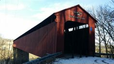 Williams Covered Bridge - Lawrence County Indiana