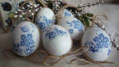 Vajíčka natur - vidiek II.