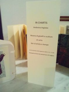 Vi invito alla mia mostra presso la Stamperia d'Arte in Via Lamarmora 33 Cagliari.