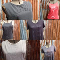 great graphic tees & tanks