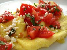 2-egg Greek omelette. Good morning, peeps! :) https://plus.google.com/u/0/105466596306740968847/posts/Zo8n33whvY7