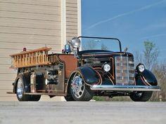 1944 Mack Custom fire truck..