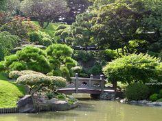 Japanese Garden at Brooklyn Botanic Garden