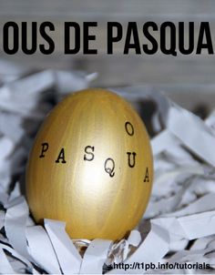 Ous de Pasqua - Pinned from @Glossi, a free digital magazine creation platform