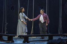 Magnifique #LuciaDiLammermoor à l'#Opéra Bastille avec Pretty Yendé et Piero Pretti. #OperaDeParis #Lyrique #Photo #Donizetti #PrettyYendé http://ift.tt/1PIh3zY