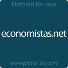 This #domain is for sale. #economistas #economista #economia