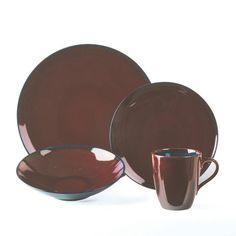 sedona dinnerware