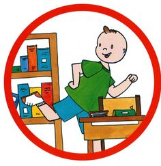 Ne pas courir dans la classe