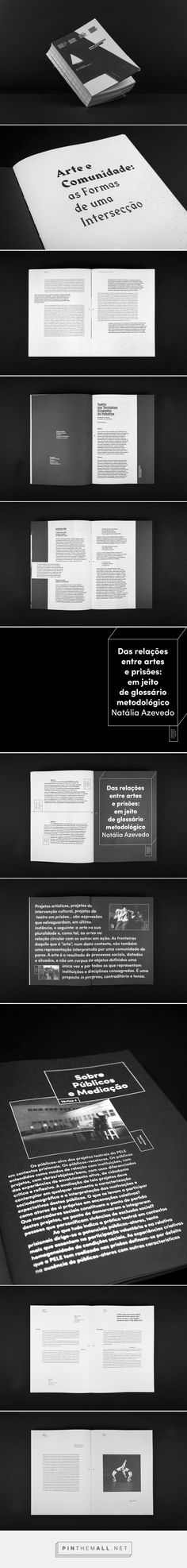 Arte & Comunidade on Behance... - a grouped images picture - Pin Them All