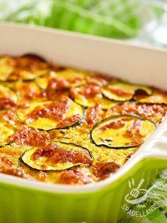 Il Burghul gratinato con zucchine in versione vegan è un piatto particolarmente prezioso dal punto di vista nutritivo per le qualità di questo cereale.