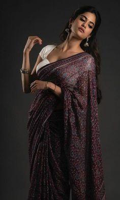Indian Dress Up, Indian Attire, Indian Outfits, Anarkali, Lehenga, Kalamkari Dresses, Sari Design, Sari Dress, Stylish Sarees