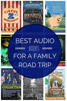 Best Audio Books for a Family Road Trip - Kids Audio Books - ideas of Kids Audio Books - If you're looking for ideas to pass the time on your next vacation we highly recommend these best audio books for a family road trip! Road Trip With Kids, Family Road Trips, Travel With Kids, Family Travel, Family Vacations, Family Family, Young Family, Audio Books For Kids, Books For Boys
