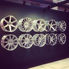 Truck Wheels, Wheels And Tires, Vossen Wheels, Rims For Cars, Forged Wheels, Custom Wheels, Car Tuning, Alloy Wheel, Store Design