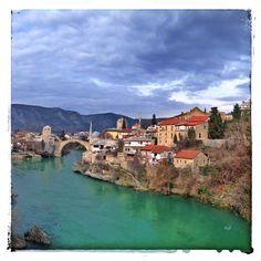 Mostar in Federacija Bosne i Hercegovine