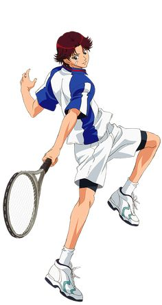 Prince Of Tennis Anime, Jellal And Erza, Tennis Match, Vampire Knight, V Taehyung, Manga, Tennis Racket, Hero, Cartoon
