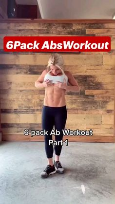 Ab Core Workout, Gym Workout Videos, Gym Workout For Beginners, Fitness Workout For Women, Workout Challenge, Fitness Tips, Workouts, Get Thin, Just In Case