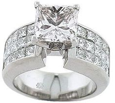 Offers a single source on Princess Cut Wedding Rings related issues, topics and guide. Note: It's covering great information on Princess Cut Wedding Rings. Engagement Solitaire, Diamond Solitaire Rings, Engagement Ring Settings, Wedding Engagement, Princess Cut Rings, Princess Cut Engagement Rings, Princess Cut Diamonds, Princess Wedding, Swagg