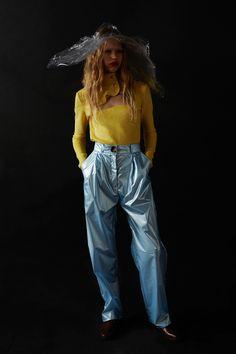A.W.A.K.E. Spring 2017 Ready-to-Wear Collection Photos - Vogue