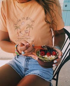 Pinterest/ayeitshenley Summer Outfits, Girl Outfits, Casual Outfits, Cute Outfits, Fashion Outfits, Womens Fashion, Summer Clothes, Denim Outfits, Beach Outfits