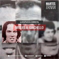 #MartesTrivia ¿Quien marcó el gol de la victoria de #Independiente? Respuesta correcta: Miguel A. Giachello De 309 votantes, la sabían 46. ¡Felicitaciones!