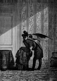 The Vampire's Kiss, Max Ernst
