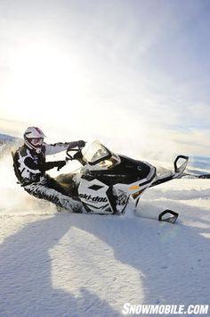 Ski-Doo 2012 Summit 800 X.   Yes please.