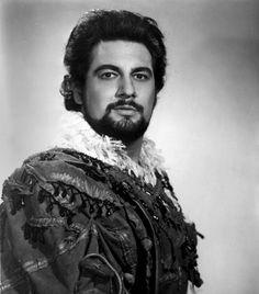 "Plácido Domingo as Manrico, a tenor part, in ""Il Trovatore"" in 1973 at the Met. Credit Louis Mélançon/Metropolitan Opera Archives"