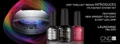New CND LED Lamp! Check out my nail art blog for more info! http://nailcaffeine.com