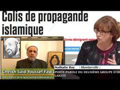 Nathalie Roy dénonce la Ligue islamique mondiale au Québec