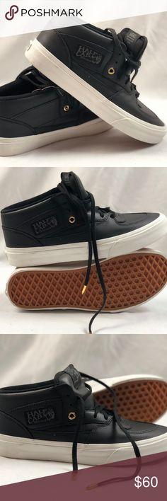 fd7310e9c6 Size  Women s Men s 7 Reasonable offers are welcome. Gold ShoesVans  ShoesShoes SneakersBlack GoldBoxGold ...