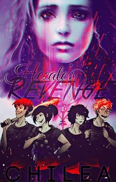Hecate's Revenge (Percy Jackson Fanfiction) #wattpad #fanfiction