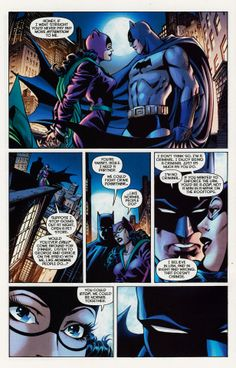 Batman #686 1.....we could be normal together...
