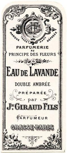 OldDesignShop_FrenchLabelEauDeLavande3.jpg (1163×2643)