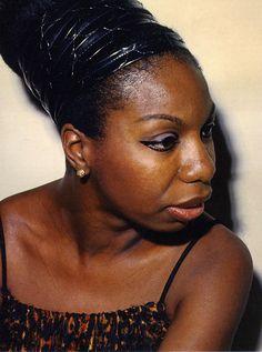 Africans Unite | vintagegal:   Nina Simone,1967