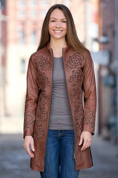 Lexington Lambskin Leather Jacket