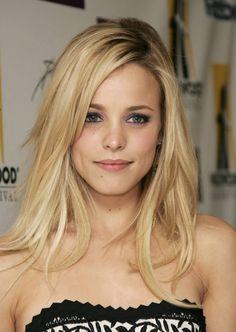 So beautiful. About the most perfect blonde EVER. Rachel McAdams #rachelmcadams