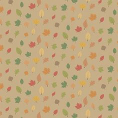 Fall Fun: Changing Colors 12 x 12 Paper