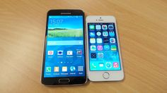 25 Reasons Why Apple iPhone 5S Beats Samsung Galaxy S5-CYBEREDGES