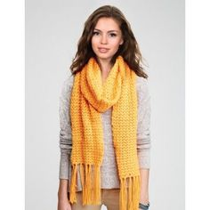 Caron Straight Up Scarf Free Beginner Women's Scarf Crochet Pattern A timeless crocheted scarf, sure to brighten any outfit. Free Pattern More Patterns Like This!