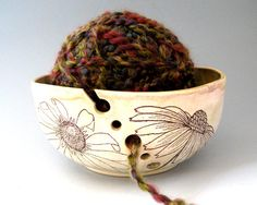 Yarn Bowl  by JustMare