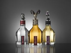 Robert Graham Courage, Valour, Fortitude (2016) {New Perfumes} {Men's Colognes} - The Scented Salamander: Perfume & Beauty Blog & Webzine