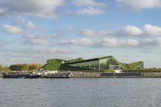 Studio Marco Vermeulen - Biesbosch Museum Island - Dordrecht, Netherlands © Ronald Tilleman