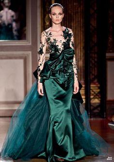 Zuhair Murad HOUTE COUTURE 2011/2012 Zuhair Murad High Fashion Haute Couture featured fashion