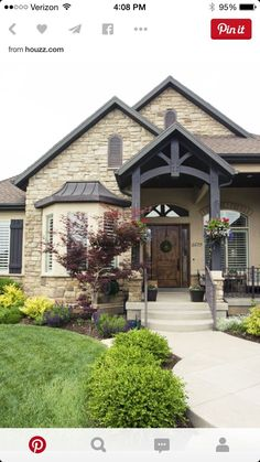 Beautiful home by david small designs exterior envy pinterest advocare recipes house plans home ideas exterior for the home homes blueprints for homes world of interiors house floor plans malvernweather Gallery