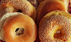 Groupon - Bagels, Soups, and Sandwiches at City Deli & Bagel Company (Up to 45% Off). Two Options Available. in Elizabeth. Groupon deal price: $11