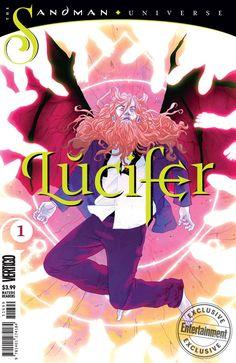 Neil Gaiman announces new Sandman Universe line of comics — exclusive : Includes Lucifer