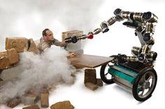 ROBOTS EN LA SOCIEDAD DEL FUTURO