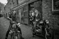 Ton Up Boys - RocketGarage - Cafe Racer Magazine